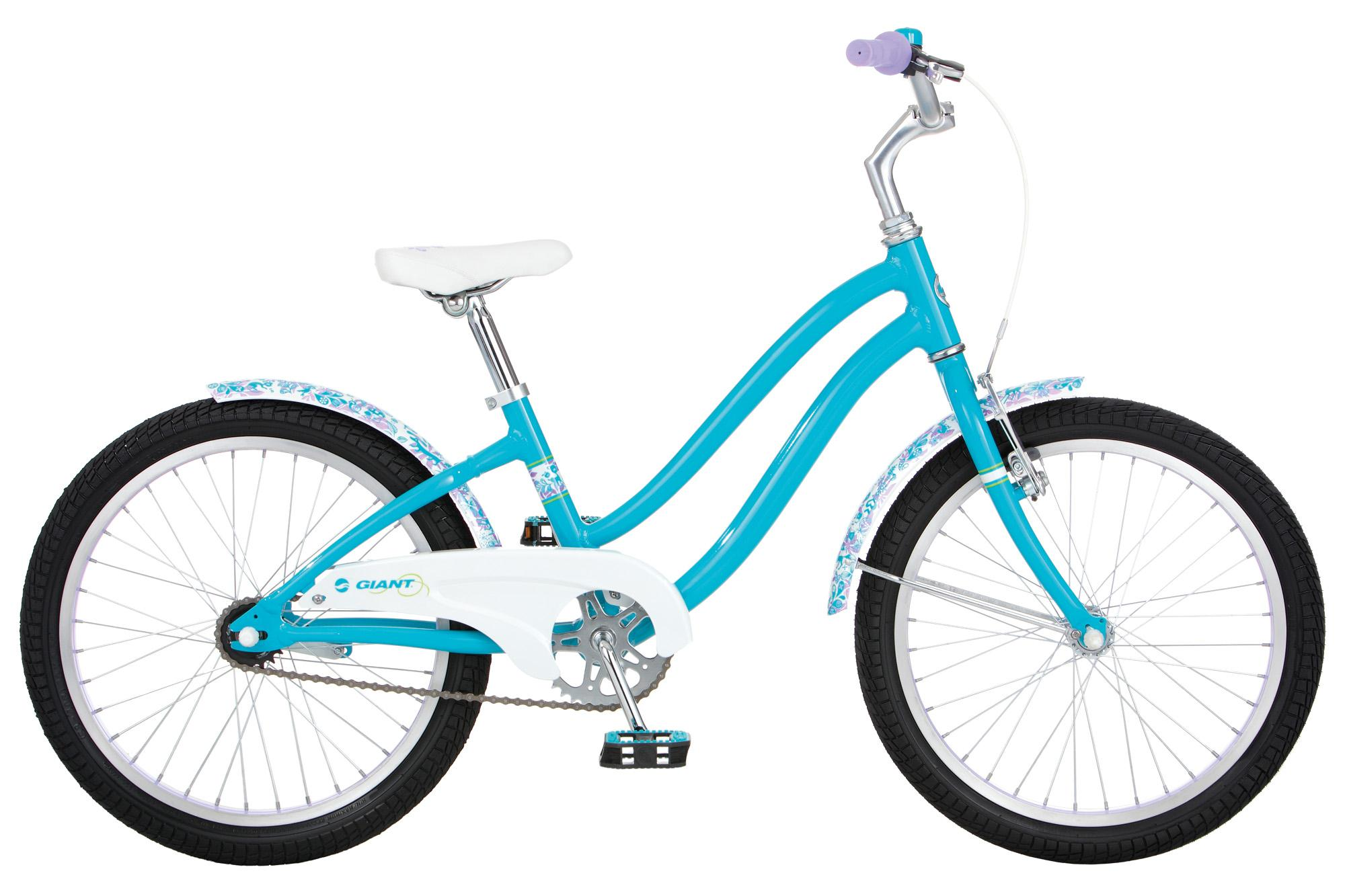 Bikes Girls 20 Bella Teal Nologopx