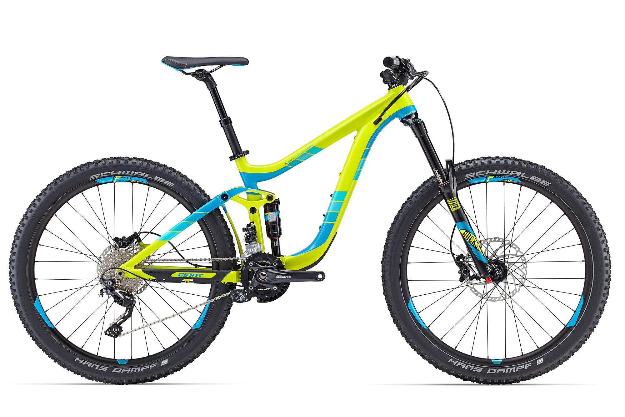 GIANT Bikes Reign-275-2-Yellow-Blue