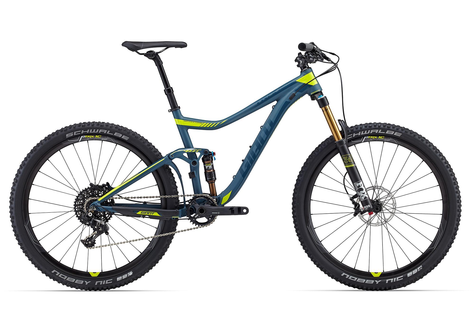 GIANT Bikes Trance-275-1-Grayish-Green