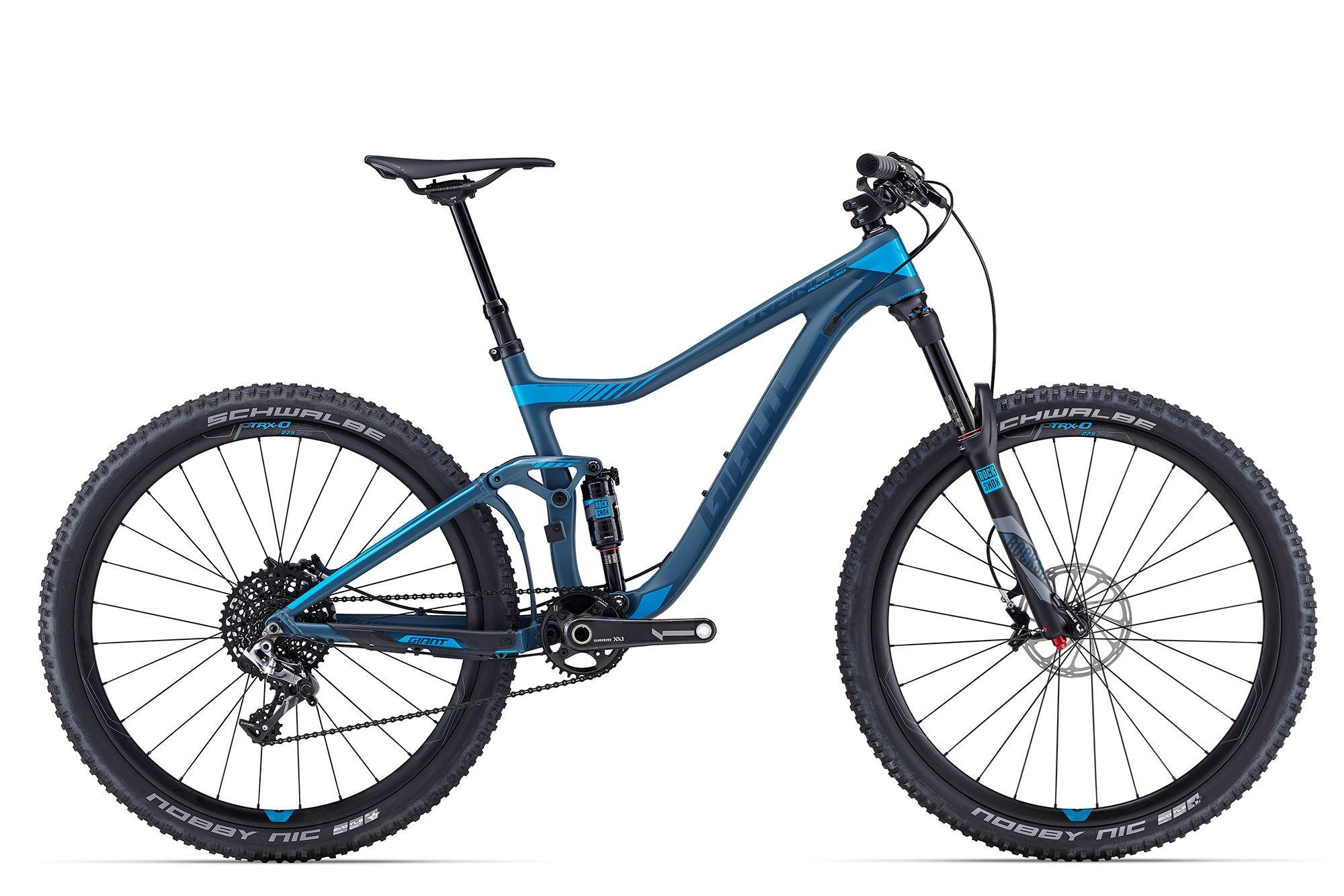 GIANT Bikes Trance-Advanced-275-0-Grayish-Green