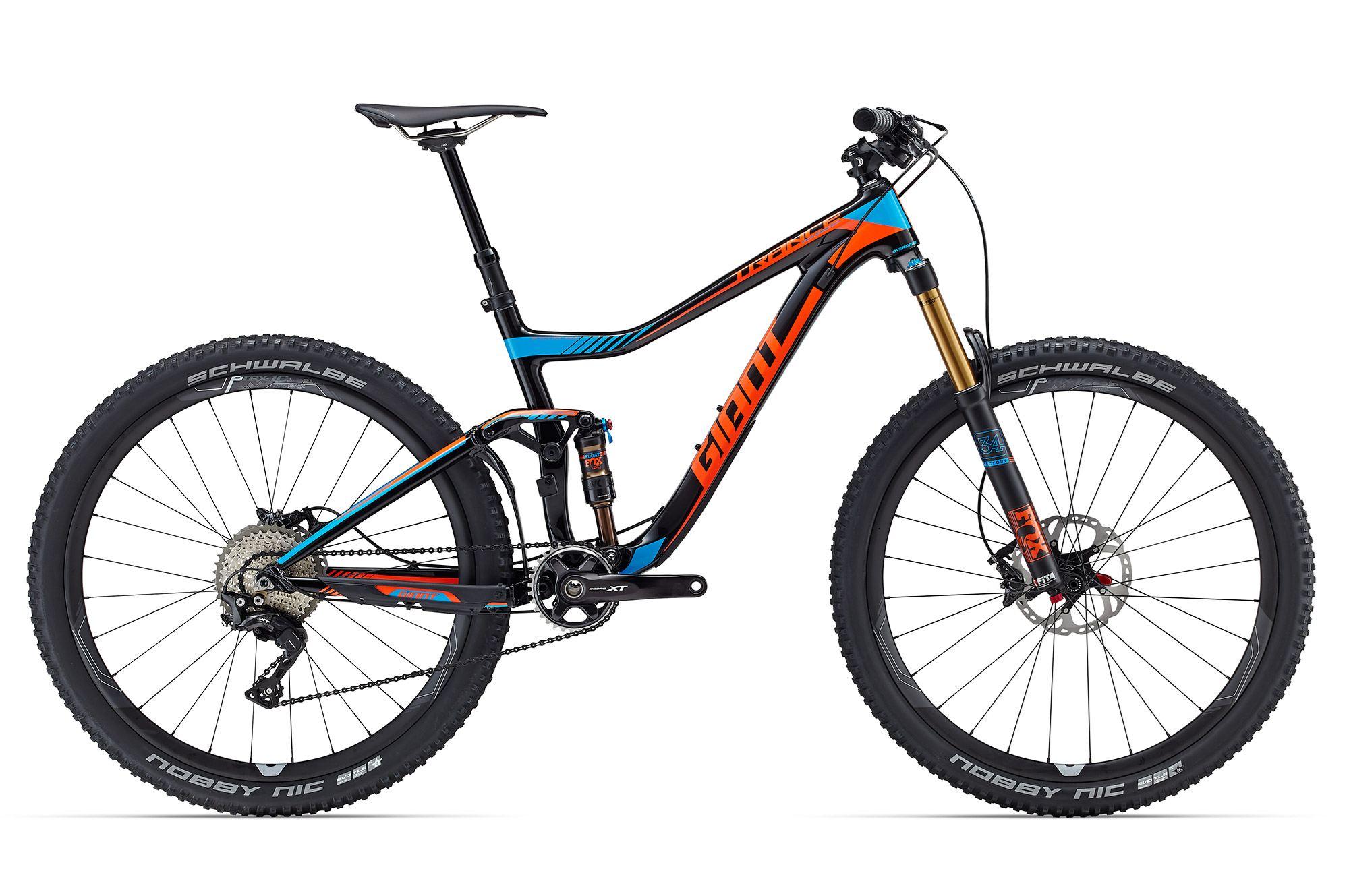 GIANT Bikes Trance-Advanced-275-1-Comp-Orange