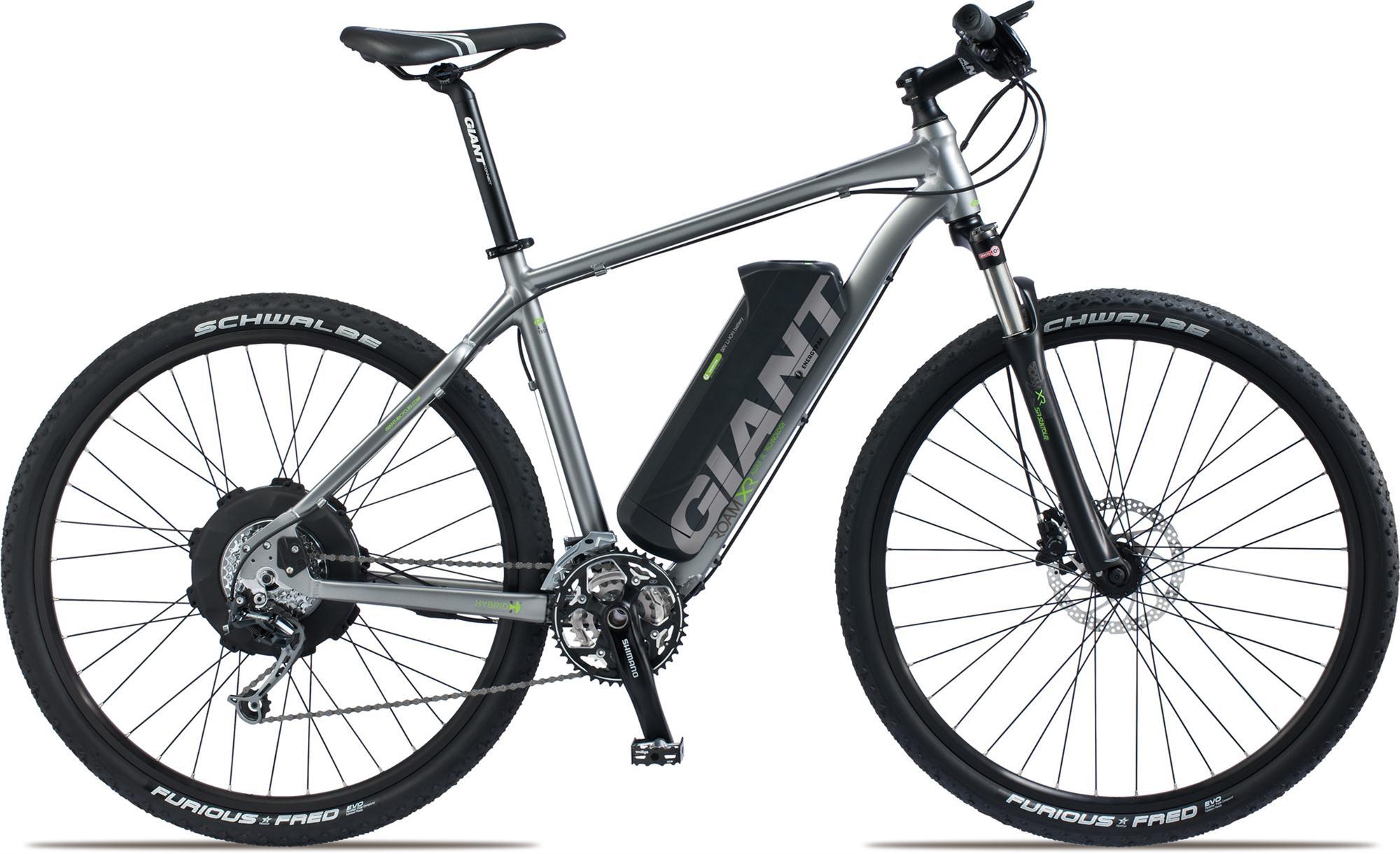 Bikes Hybrid Roam XR Hybrid