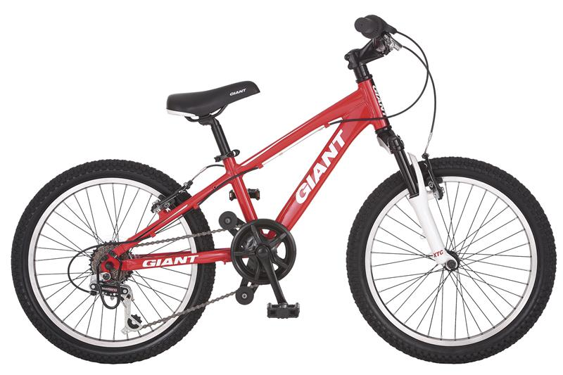 Xtc 150 Red 2011 Giant Bicycles New Zealand