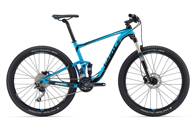2016 Giant Anthem 27 5 3 Giant Bicycles Giant Bikes Uk