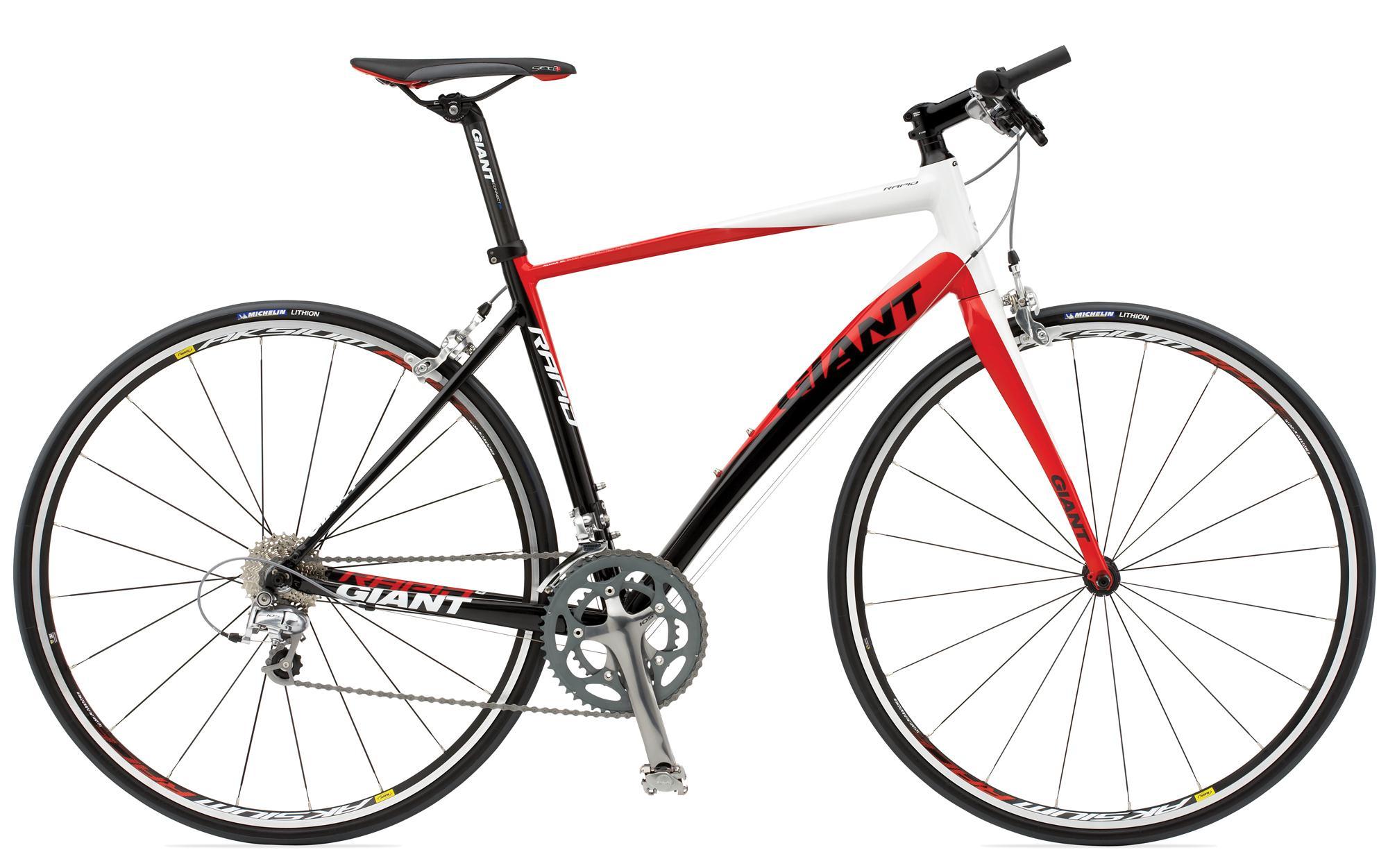 Rapid 0 (2010) - Bikes | Giant