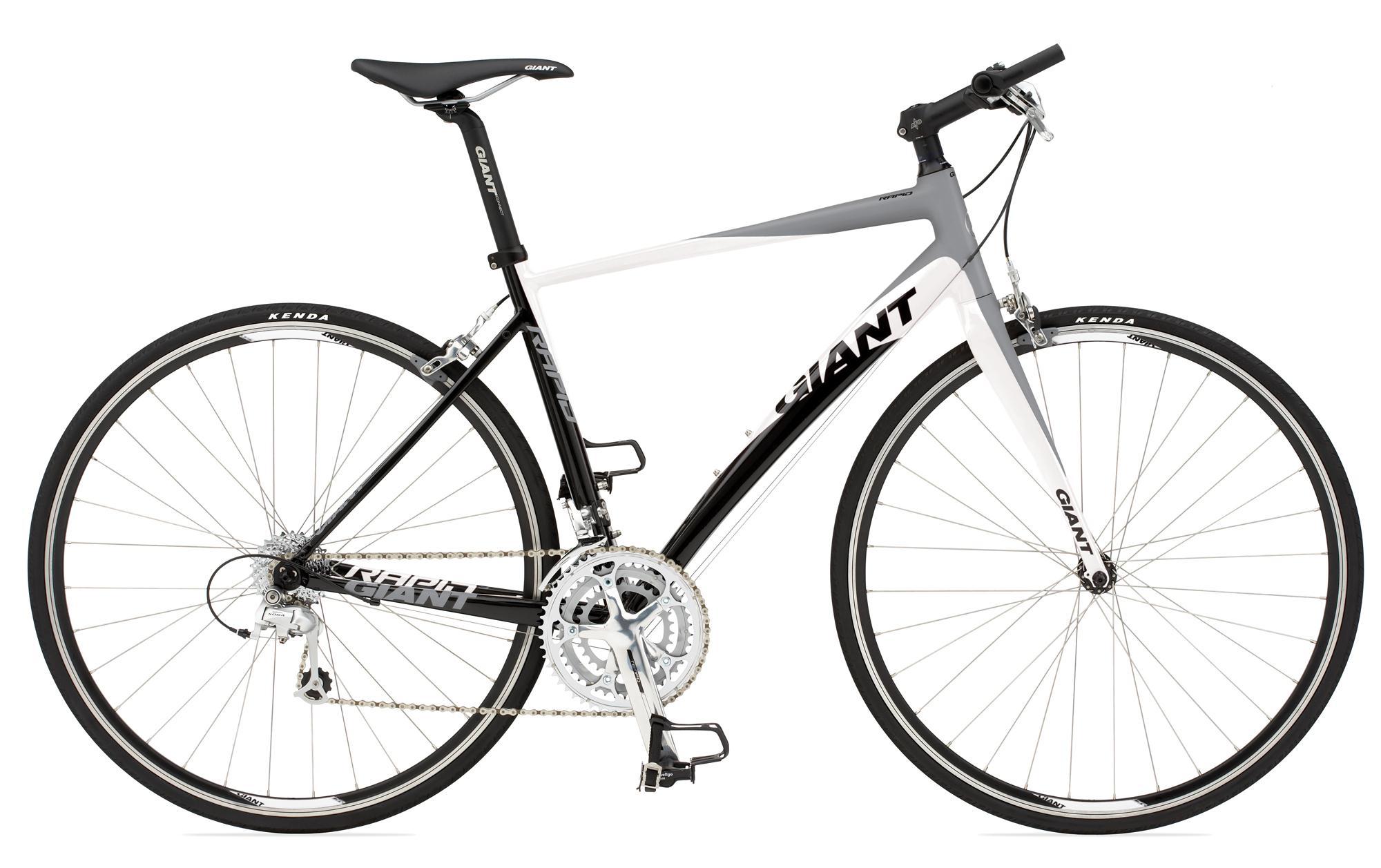 Rapid 3 (2010) - Bikes | Giant