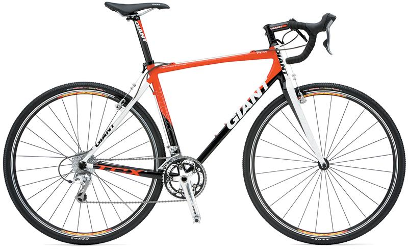 Red Blk Wht Giant Ctx 2009