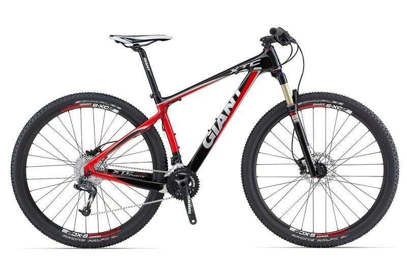 XTC Composite 29er 3 at Turner's Cycling and Fitness