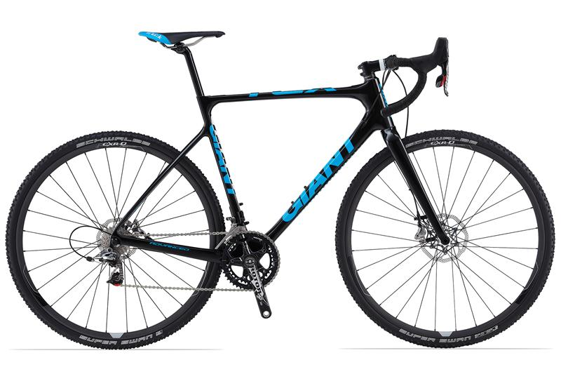 2014 Giant Tcx Advanced 0