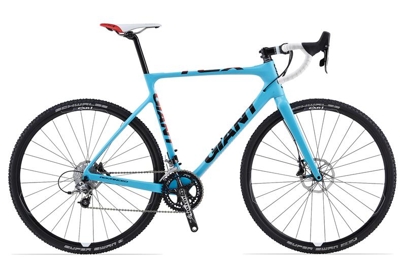 2014 Giant Tcx Advanced 1
