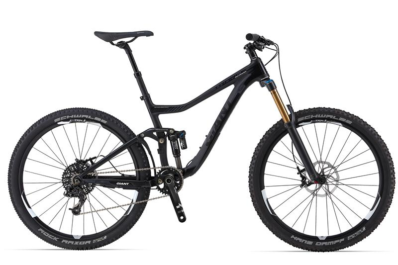 2014 Giant Trance Advanced Sx 27.5