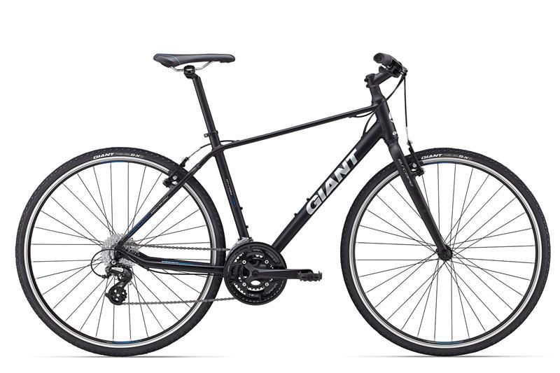 A road bike