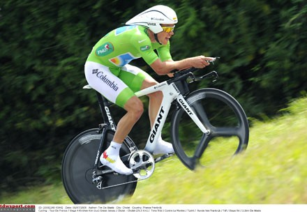 The world got a glimpse of Giant�s latest technological marvel during the time trial stages at the Tour de France in July