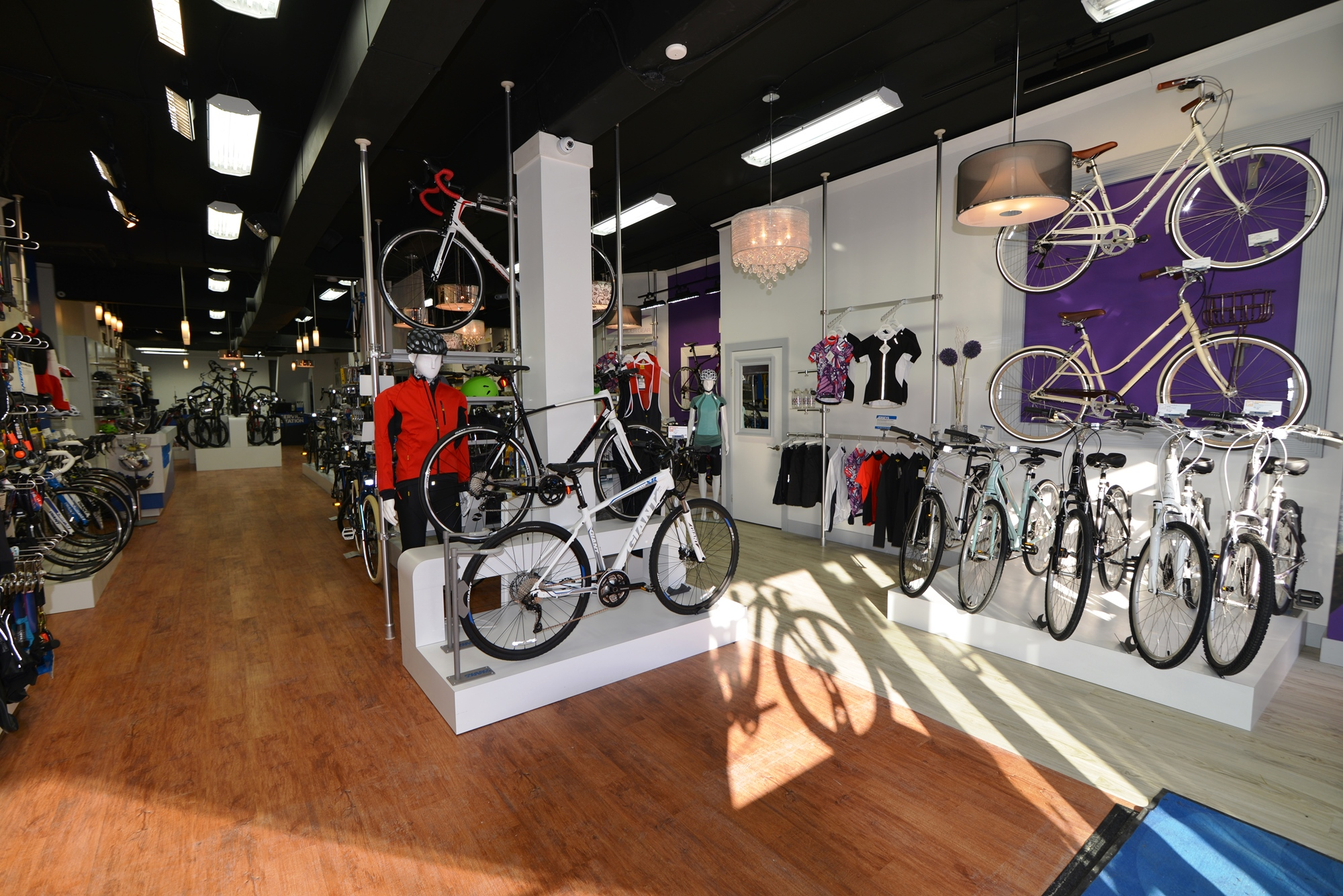Bike Store Toronto A flagship store in Canada s