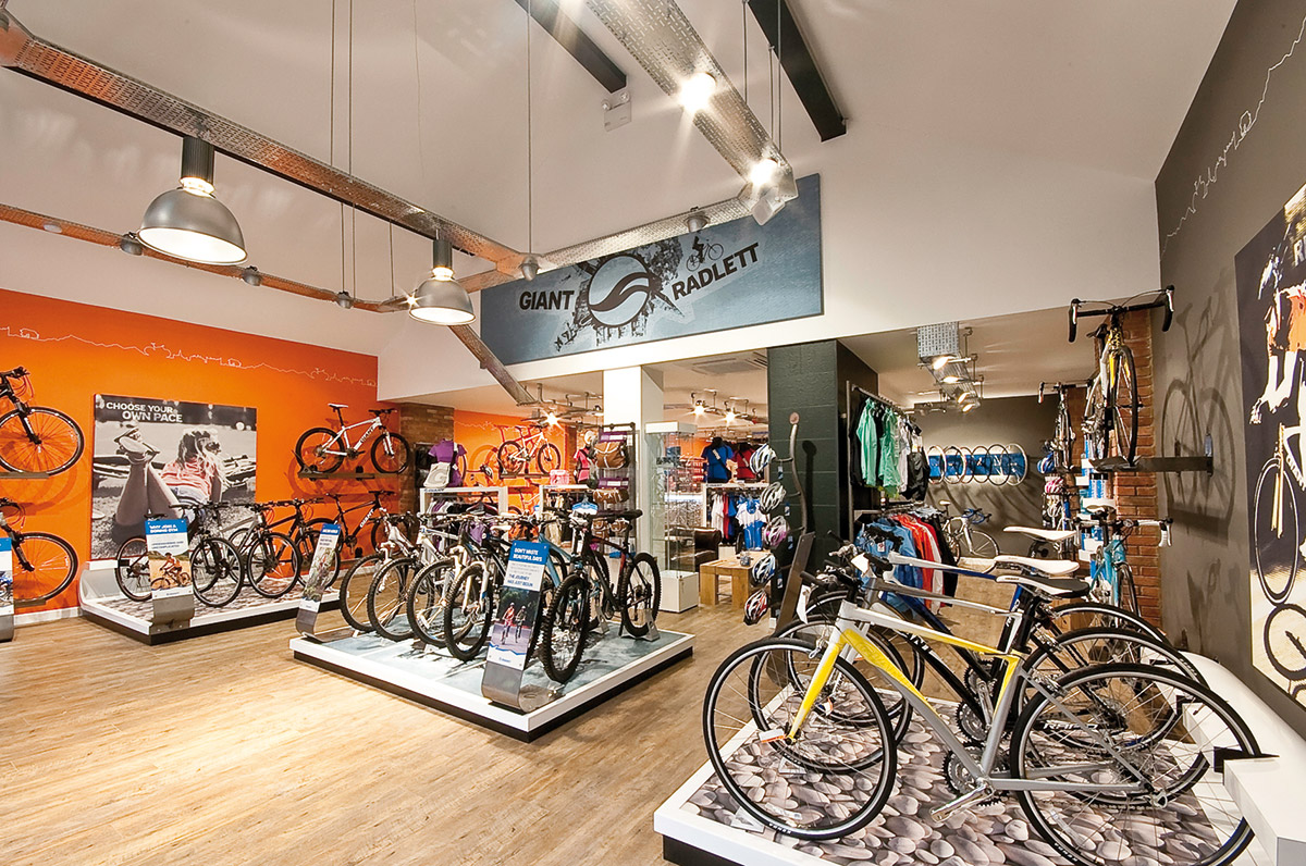 are bicycle shops profitable